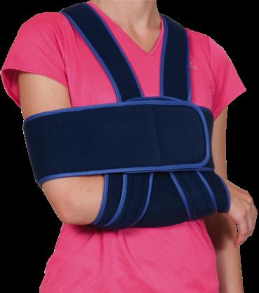 bandage d'immobilisation épaule Ezy Wrap - SM EUROPE - LPPR 1156684