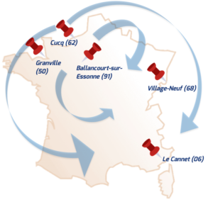 carte france-medicortho2018